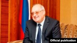 Vladimir Malygin ex russian consul Klaipeda