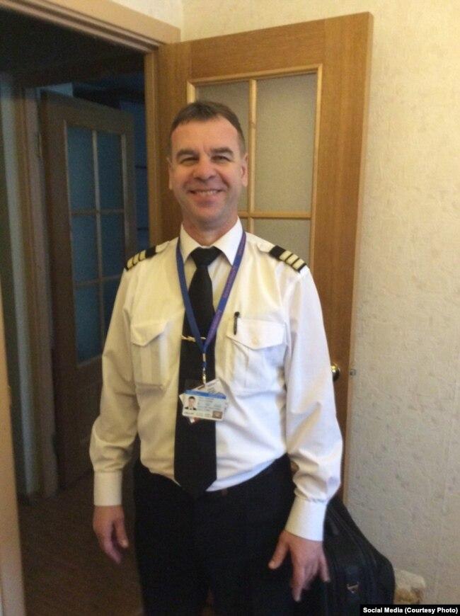 КВС разбившегося Ан-148 Валерий Губанов