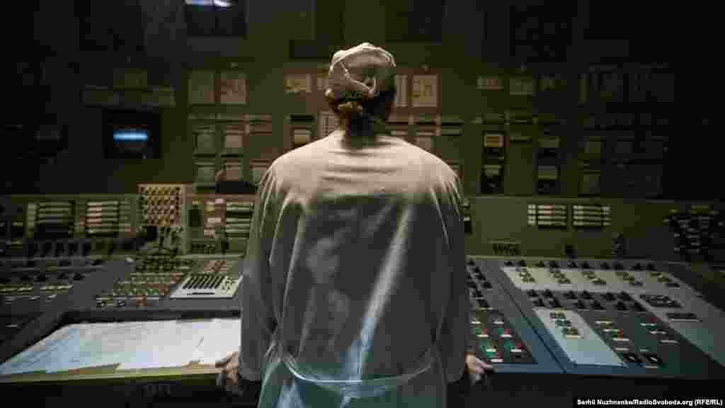 """""""Последнюю кнопку на пульте я нажал в четыре вечера 26 апреля. Это была вообще последняя кнопка, нажатая операторами на четвертом блоке"""""""