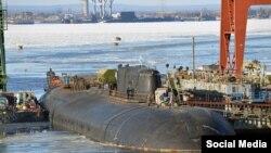 Orel submarine