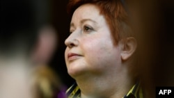 "Ольга Романова, глава ""Руси сидящей"""