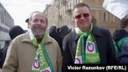 Борис Вишневский и Александр Кобринский