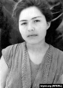 Мусфире Керимова, 1958 год. Фото из семейного архива