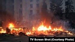 Одесса, Дом профсоюзов, 2 мая 2014 года
