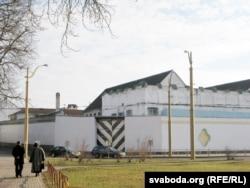 Тюрьма в Гродно
