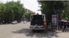 Ереван: полиция разблокировала проезжую часть проспекта Баграмяна