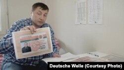 Юрий Гаравский (фото Deutsche Welle)