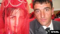 Свадьба в Таджикистане