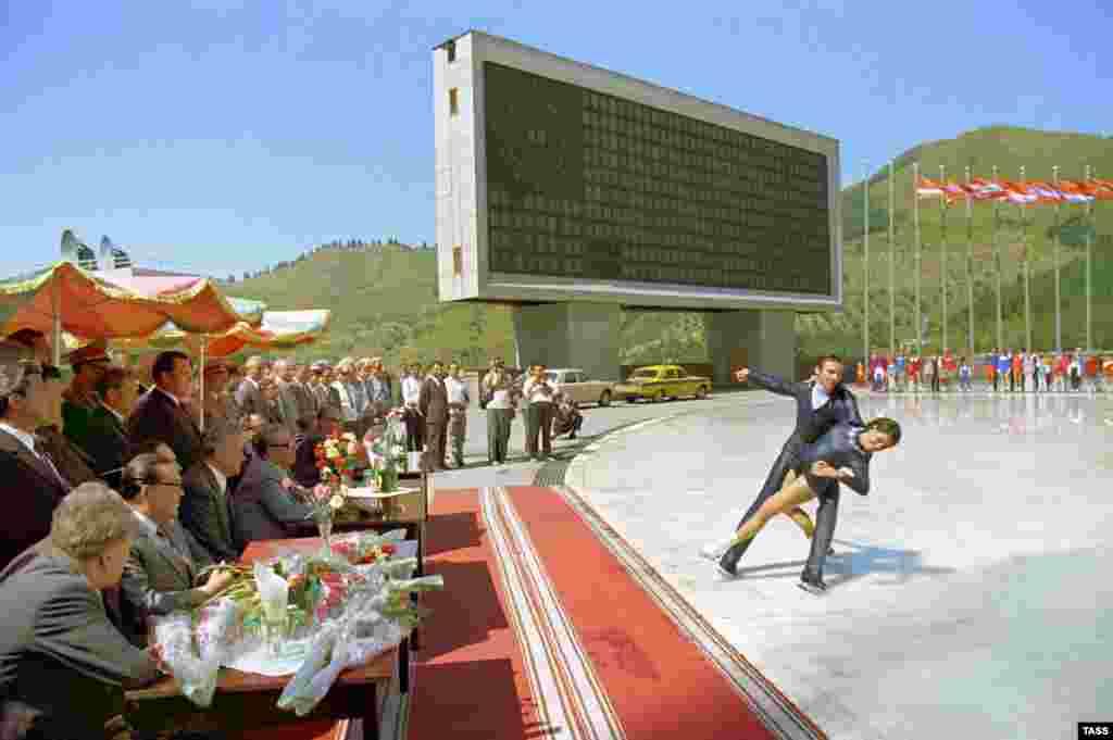Казахстан мог бы стать первой центральноазиатской страной, которая примет Олимпийские игры