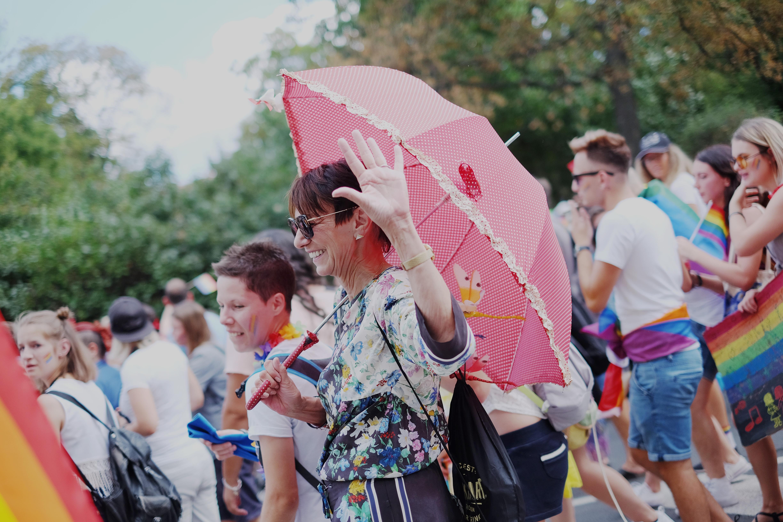 ЛГБТ-прайд в Праге, 5 августа 2018 года