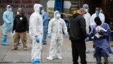 Америка: коронавирус в США не отступает