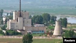Ядерный научно-исследовательский центр Йонбён (Yongbyon)