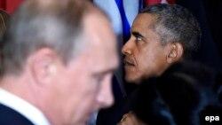 В Нью-Йорке завершилась первая за два года официальная встреча российского и американского президентов