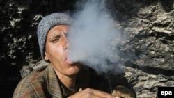 Мужчина с наркотической зависимостью из Херата, Афганистан. Иллюстративное фото