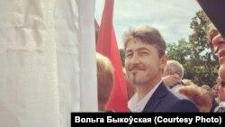 Активист Витольд Ашурок