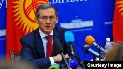 Djoomart Otorbaev
