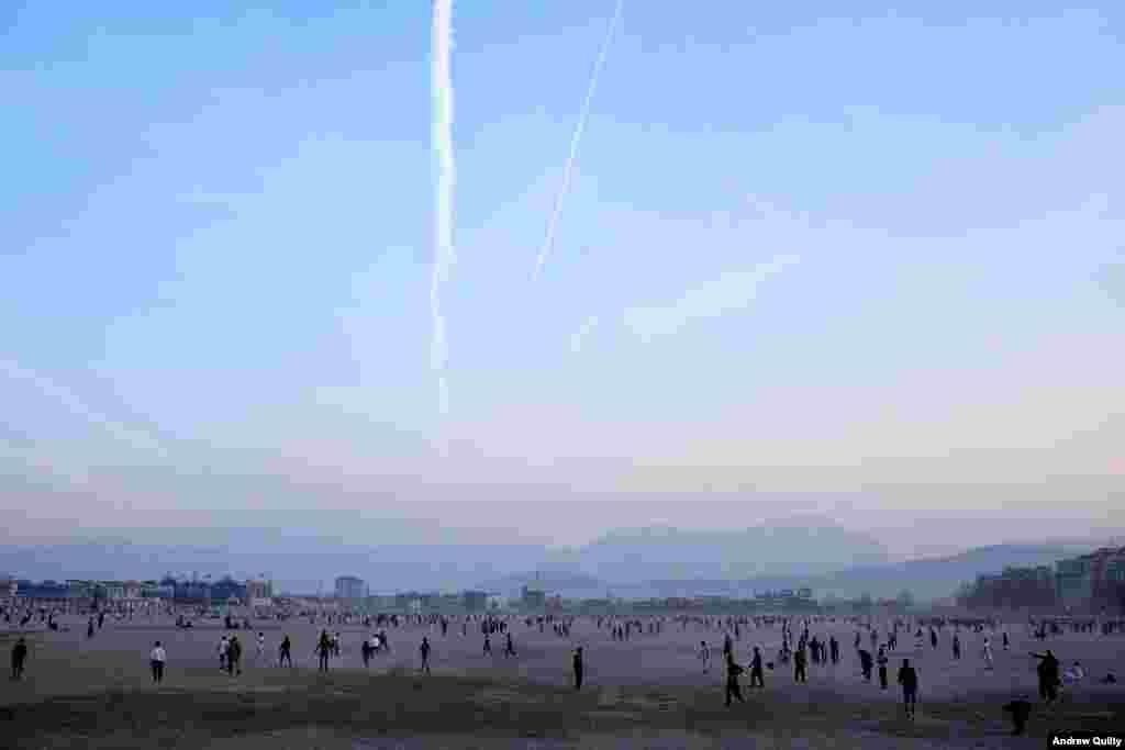 Фотографии, сделанные Эндрю Квилти в Афганистане