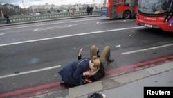 Теракт у британского парламента