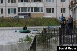 Наводнение в Уссурийске