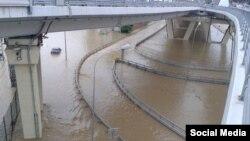 Наводнение в Сочи, июнь 2015 года
