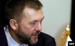 "Основатель ""Антимайдана"", бывший депутат Госдумы Дмитрий Саблин"