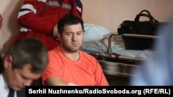 Роман Насиров в суде, 6 марта 2017