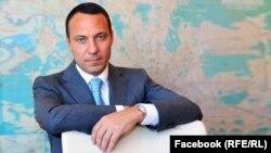 Александр Удодов, фото: facebook.com/udodovalexander