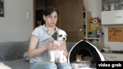 Сабина, волонтер, спасает животных из разных стран, в том числе из Беларуси