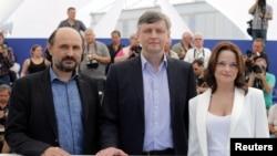 """Премьера фильма """"Кроткая"""" в Каннах"""