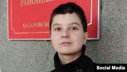 Юлия Цветкова. Фото: личная страница в фейсбуке