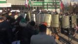 Полиция в Ингушетии разгоняет протестующих на главной площади Магаса