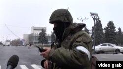 Начало переворота в Луганске и конец войны в Сирии. Час Тимура Олевского