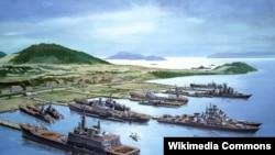 Военная база в Камрани