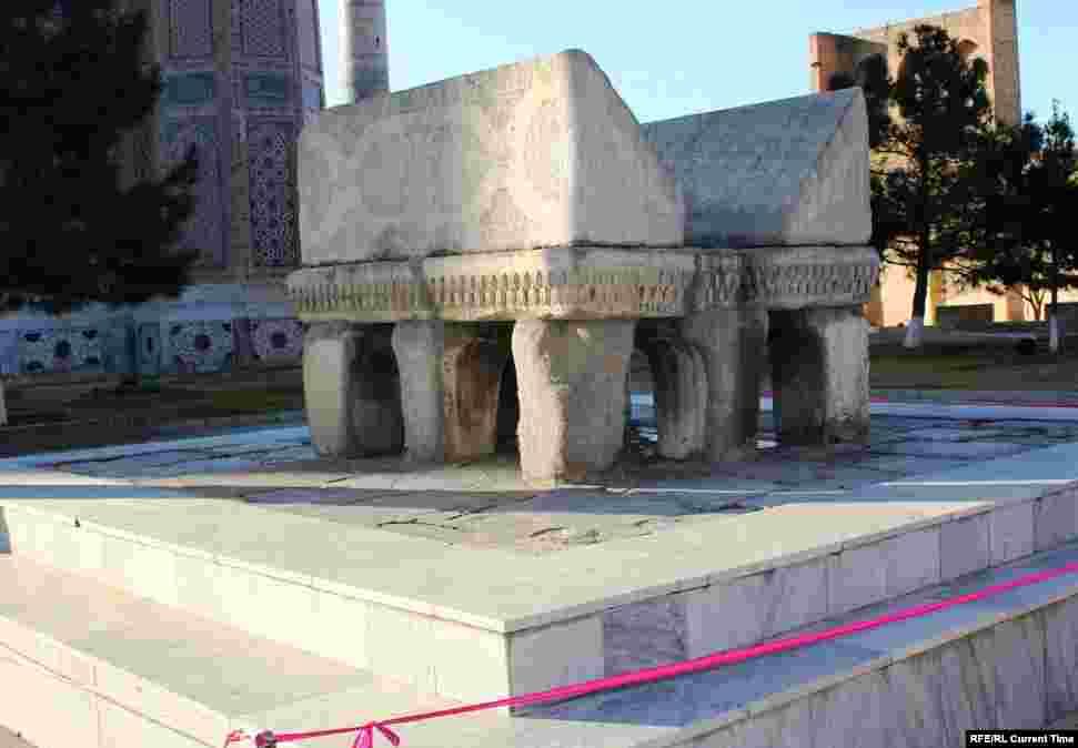 Uzbekistan - Old and new photos of Samarkand