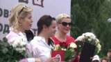 GRAB - The Three Women Challenging Lukashenka In Belarus