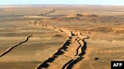 """Марокканская стена или """"Стена позора"""""""