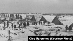 Лагерь спецпоселенцев Макариха, 1930 год