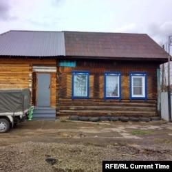 Дом Алексея Башинского до наводнения. Фото: личный архив