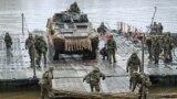 Балтия: учения НАТО Baltops-2019