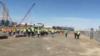 Строительная компания в Тенгизе извинилась и уволила ливийца, чье фото вызвало беспорядки
