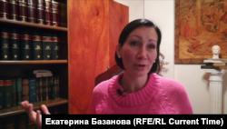 "Натали Лисичкина, жена обвиняемого по ""кокаиновому делу"" Ивана Близнюка"