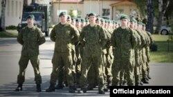 """Военные учения НАТО """"Удар сабли"""", которые проходят в Литве"""