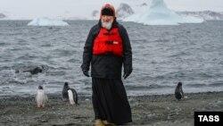 Пингвинопоклонничество?