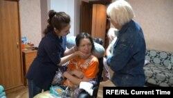"""Ирина Банникова – одна из выживших во время пожара в клубе """"Хромая лошадь"""""""