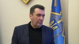 Ukrainian National Security and Defense Council Oleksiy Danilov