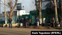 Колония в поселке Заречный под Алматы