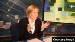Мелани Бачина на ТВ-2