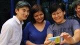 Азия: избиение феминисток