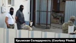 Обыски в аннексированном Крыму, 7 июля