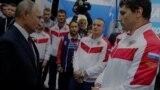Главное: олимпийские санкции против России